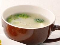 生活提案、レシピ、献立、ブロッコリーのじゃがバタースープ、1510
