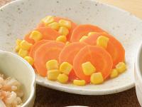生活提案、レシピ、献立、にんじんのオレンジグラッセ、1335