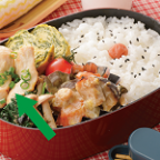 生活提案、レシピ、献立、鶏むね肉のしっとり味噌漬け、1407
