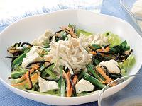 生活提案、レシピ、献立、蒸し鶏と豆腐のまんぷくサラダ、1419