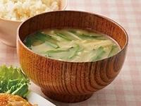 生活提案、レシピ、献立、きのことニラのお味噌汁、1428