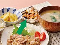 生活提案、レシピ、献立、ひじきと根菜のごま酢和え、1437