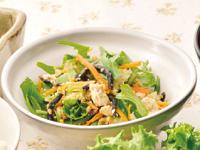 生活提案、レシピ、献立、ひじきの白和え風サラダ、1435