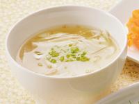 生活提案、レシピ、献立、大根と白ねぎの鶏だしスープ、1439