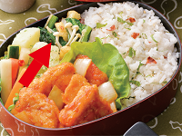 生活提案、レシピ、献立、小松菜ときのこの塩生姜炒め、1414