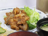 生活提案、レシピ、献立、秋川牧園のチキンチキンごぼう、1451