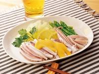 生活提案、レシピ、献立、イカ開きの洋風黄身酢がけ、1516