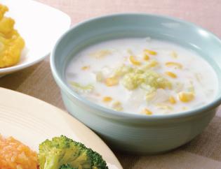 生活提案、レシピ、献立、白菜のとろとろミルクスープ、1337