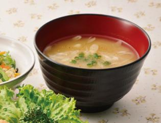 生活提案、レシピ、献立、ごぼうと葱の七味みそ汁、1435号