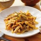生活提案、レシピ、献立、鶏肉とだしがら昆布のケチャップ炒め、1518