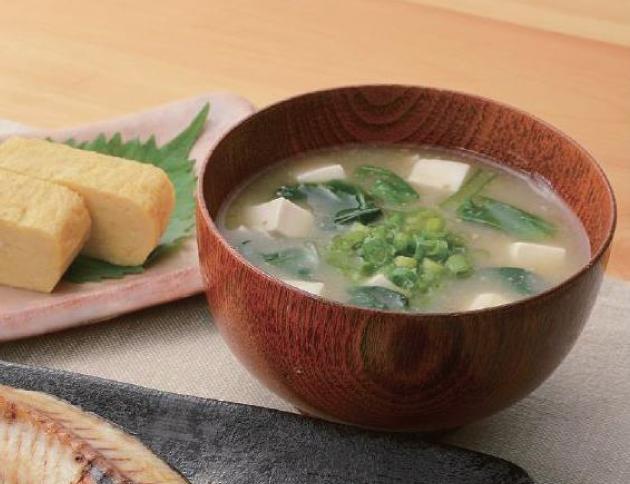 生活提案、レシピ、献立、旬野菜のお味噌汁、1334