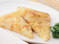 生活提案、レシピ、献立、じゃが芋とツナのガレット、1346