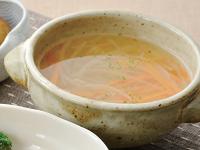 生活提案、レシピ、献立、細切り大根のコンソメスープ、1403