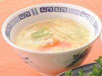 生活提案、レシピ、献立、レタスと卵のふんわりスープ、1347