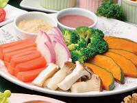 生活提案、レシピ、献立、たっぷり野菜の豆ディップサラダ、1342