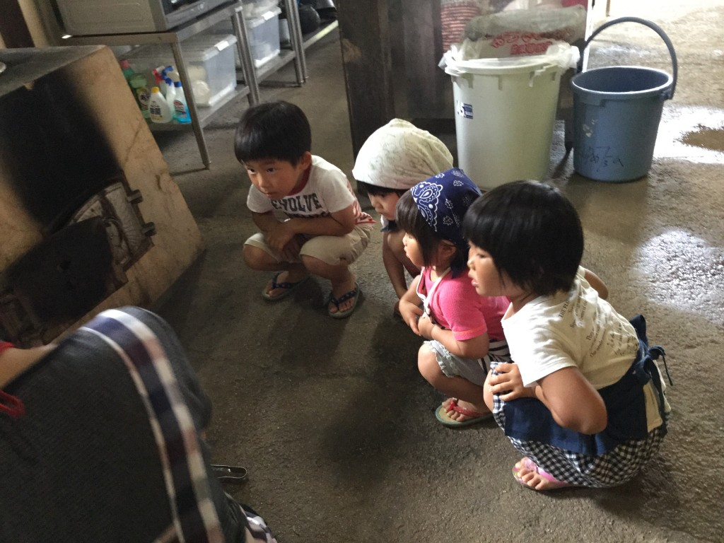 秋川牧園体験ツアー・帰郷庵