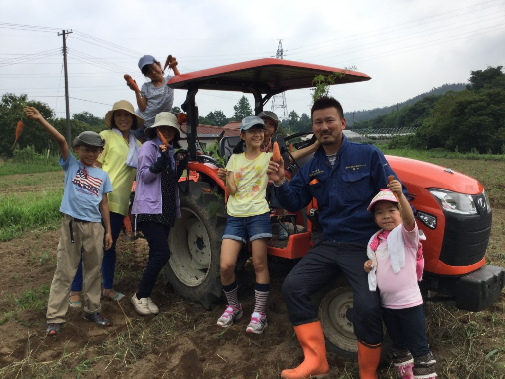 秋川牧園体験ツアー