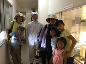 秋川牧園体験ツアー冷凍食品工場見学