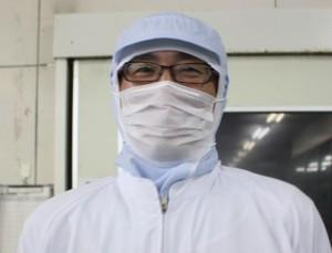 田中工場長代理