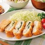生活提案、レシピ、献立、鶏むね肉の大葉チーズサンドフライ、1629