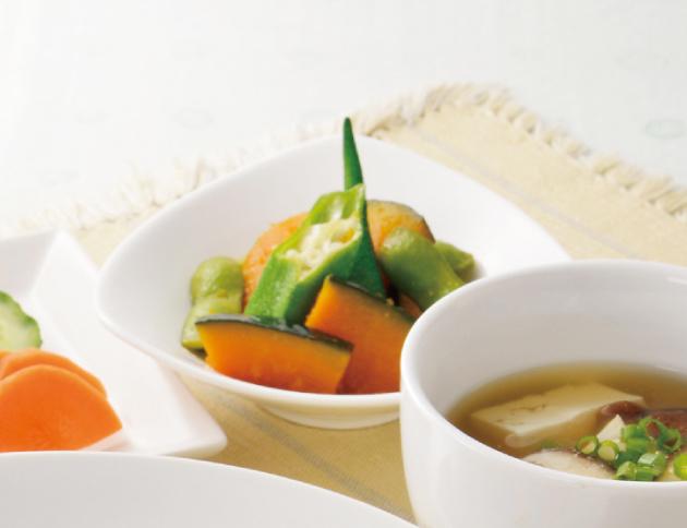 生活提案、レシピ、献立、夏野菜のレモン醤油マリネ、1619