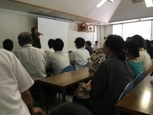 秋川牧園、全員集会、2017年7月