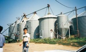 穀物タンク、アメリカ、秋川牧園、PHF、ポストハーベスト、無農薬、安心安全