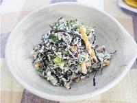 生活提案、レシピ、献立、ひじき白和え、1729、秋川牧園、常備菜、リメイク、作り置き