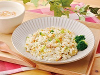 生活提案、レシピ、献立、炊飯器で簡単ベジピラフ、1742、秋川牧園、冬野菜、風邪予防